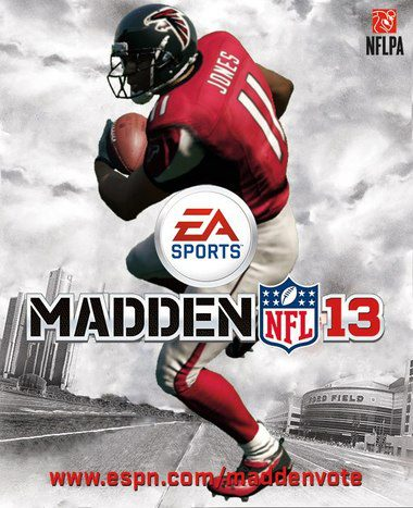 Julio Jones Madden 13