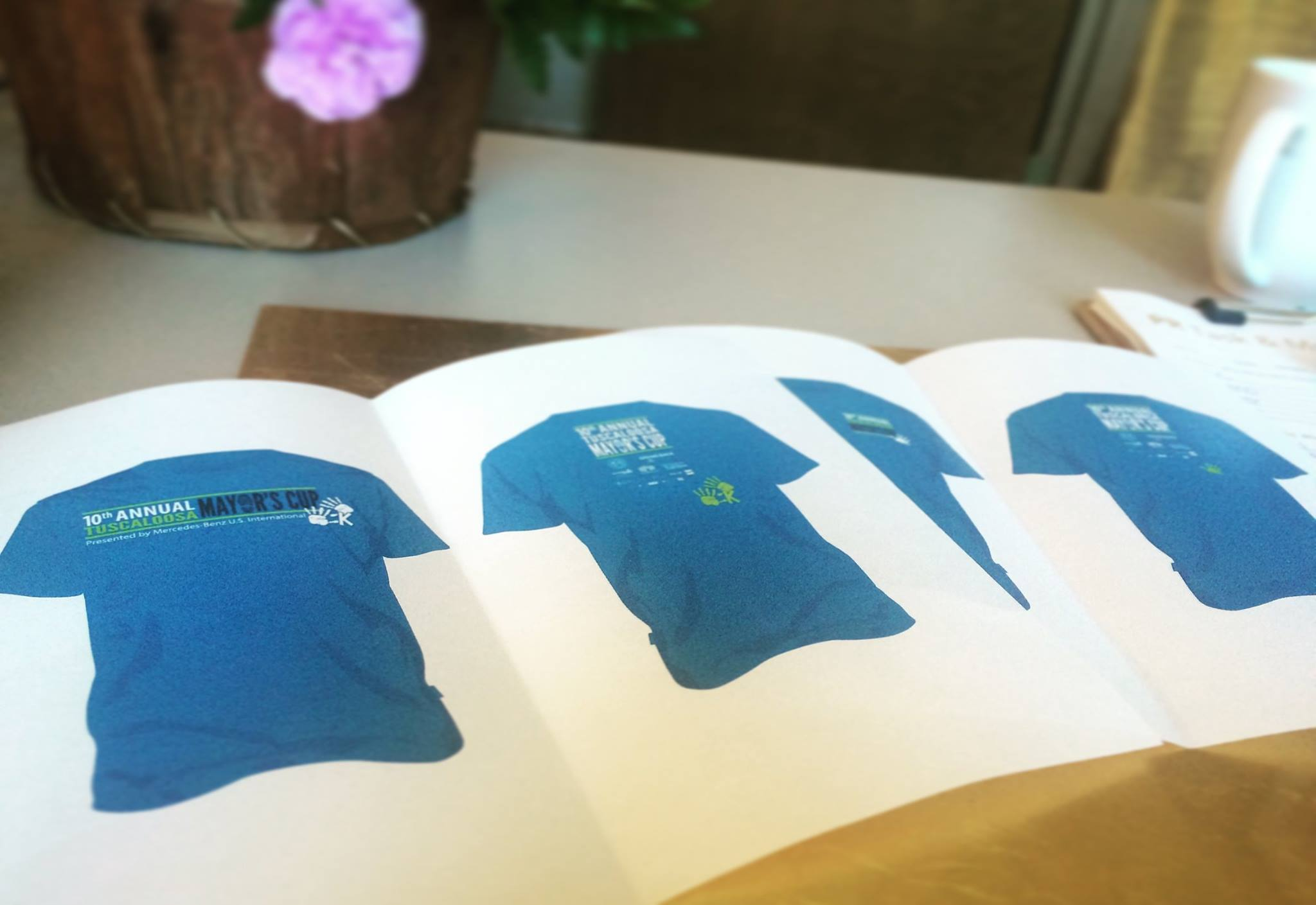 2016 Mayor's Cup T-Shirt Preview